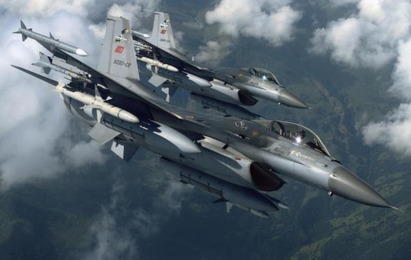 MSB duyurdu: Irak'ın kuzeyine hava harekatı düzenlendi