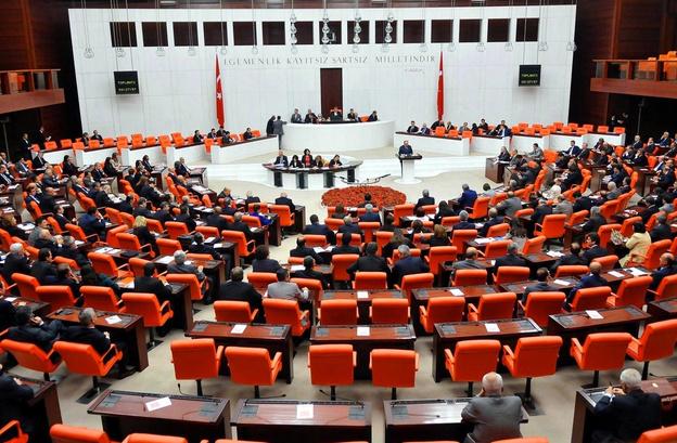 CHP'li Enis Berberoğlu HDP'li Leyla Güven ve Musa Farisoğulları'nın vekillikleri düştü