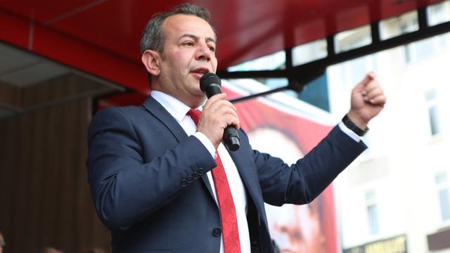 Son günlerin en tartışmalı ismi! Başkan Tanju Özcan'a karşı harekete geçtiler
