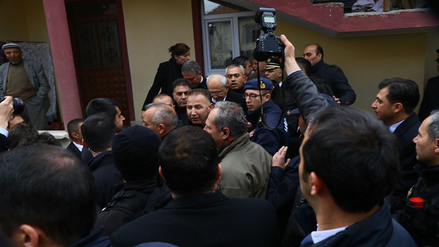 Kılıçdaroğlu bulunduğu evden işte böyle çıkartıldı