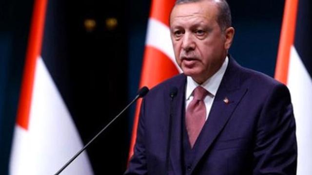 Cumhurbaşkanı Erdoğan'a önemli kurumdan uluslararası insan hakları ödülü