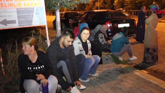 Erzurum Oltu'da 4.4 büyüklüğünde deprem