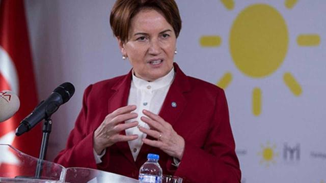 Meral Akşener'den yeni parti hazırlığındaki Ali Babacan ve Ahmet Davutoğlu açıklaması
