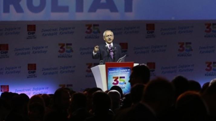 CHP lideri Kılıçdaroğlu'na Erdoğan soruşturması