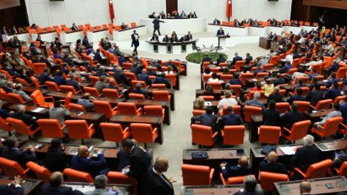 Meclis'te Babek Zencani önergesi gerginliği!
