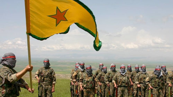 Suriye'de PYD'den skandal bildiri islami fetihlerle...