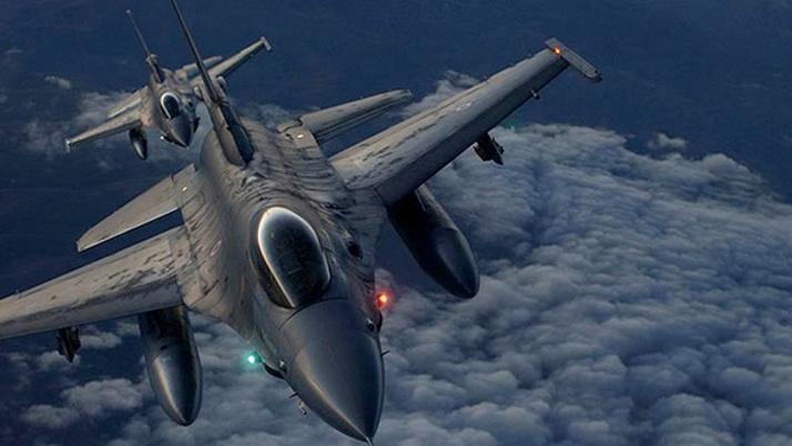 TSK'dan Irak'ın kuzeyine hava harekatı!