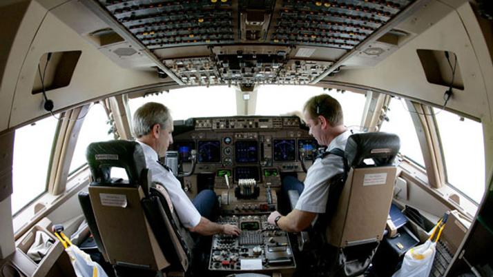 İstanbul'da pilot ile kule arasında ilginç diyalog