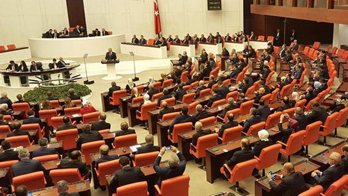 TBMM Başkanı'ndan liderlere çağrı tarih ve saat verdi