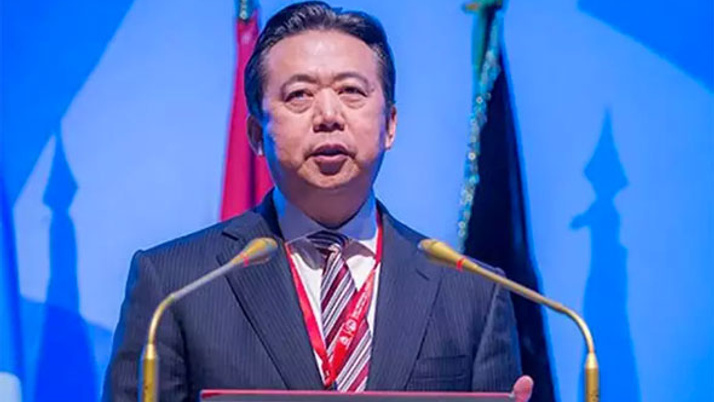 İnterpol'ün başkanı kayıp! Çinli Başkan Çin'e gitti ve...