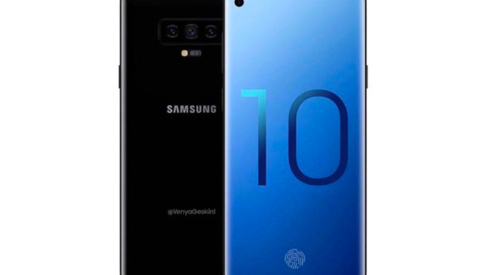 Merakla beklenen Samsung Galaxy S10 rekor kırabilir