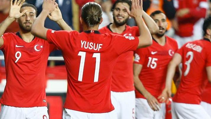 Ukrayna-Türkiye maçının yeri değişti