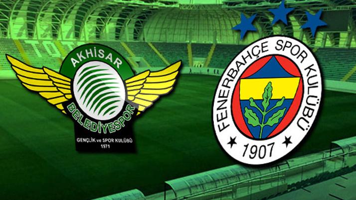 Akhisar Fenerbahçe maçının muhtemel 11'leri