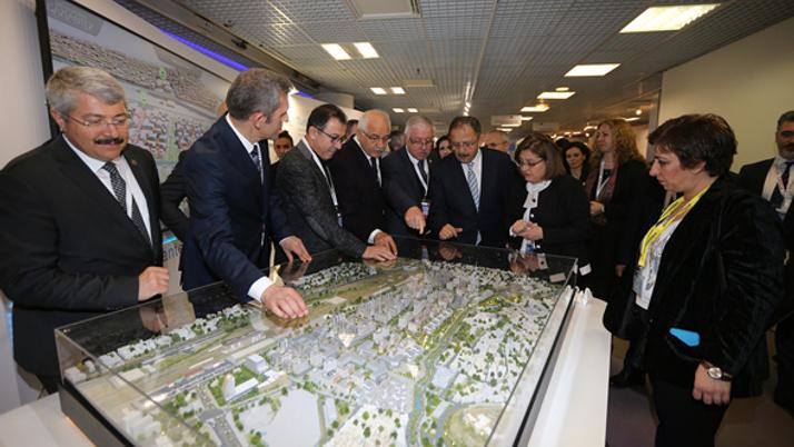 Gaziantep'ten Fransa çıkarması dev proje tanıtıldı