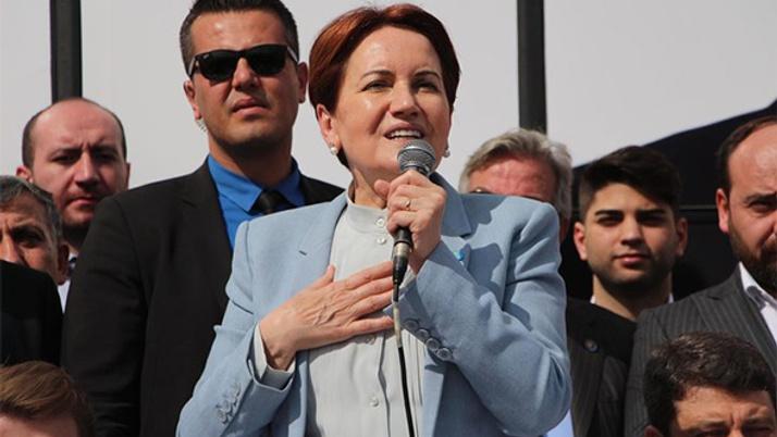 Meral Akşener İYİ Parti'nin oy oranını açıkladı!