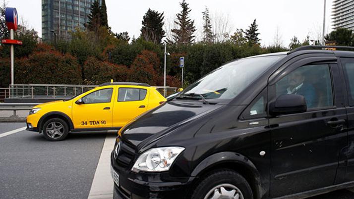 Taksicilerin saldırıları Uber'e yaradı! Plaka çöktü Uber uçtu...