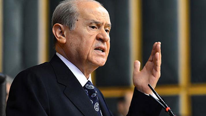 MHP lideri Bahçeli'den Fransa'ya tepki