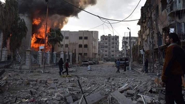 Katliam bitmek bilmiyor! 38 kişi daha öldü