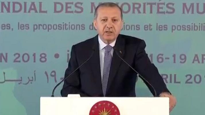 Erdoğan'dan Macron'a bir ayar daha telefonda söylemiş