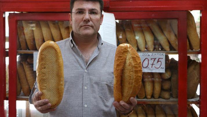 1 liralık ekmeği 75 kuruşa satmıştı! Mahkeme kararını verdi