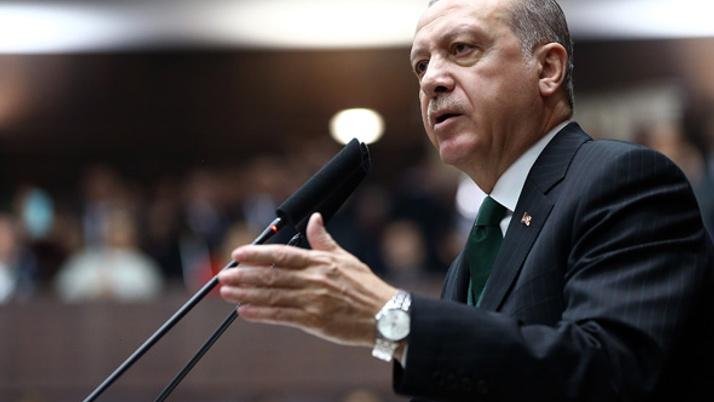 Erdoğan'dan Gül'e üstü kapalı gönderme!