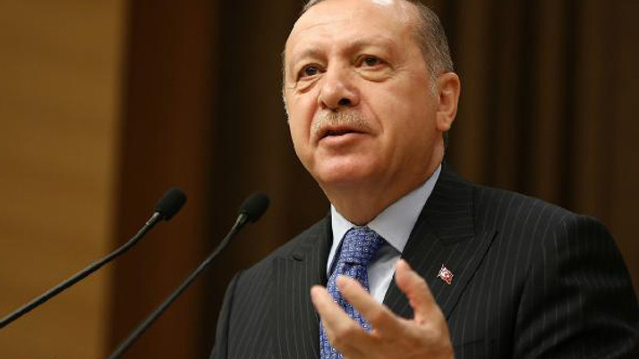 Erdoğan: ABD gerçek dostlarını kaybediyor!