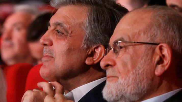 Temel Karamollaoğlu Abdullah Gül sürecini anlattı
