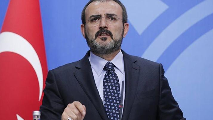 AK Partili Ünal: CHP'den HDP'ye oy gidiyor