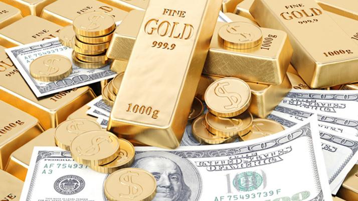 Dolar kuru saat 17.00'da 4.83'e indi Çeyrek altın 315 lira oldu