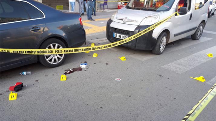 Ankara'da çatışma: 2'si ağır 4 yaralı