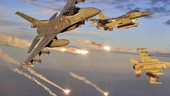 Hava harekatlarında 8 terörist etkisiz hale getirildi