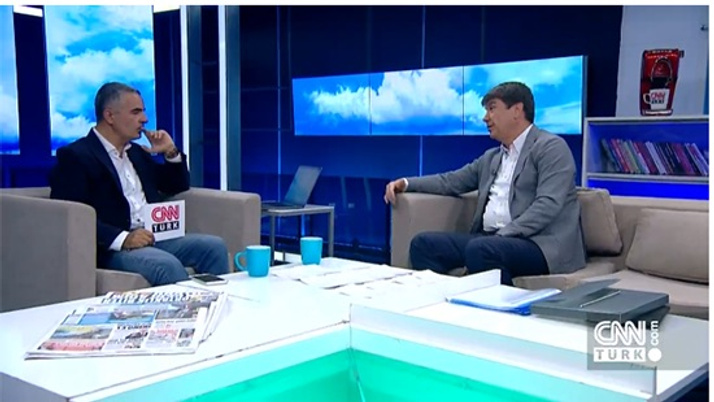 Türel, CNN Türk'te Antalya'da rekorlar yılı olduğunu anlattı