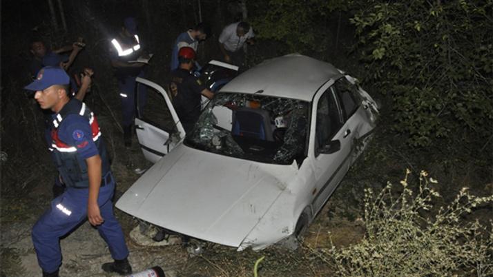 Konya'da feci kaza: 2'si ağır 10 yaralı