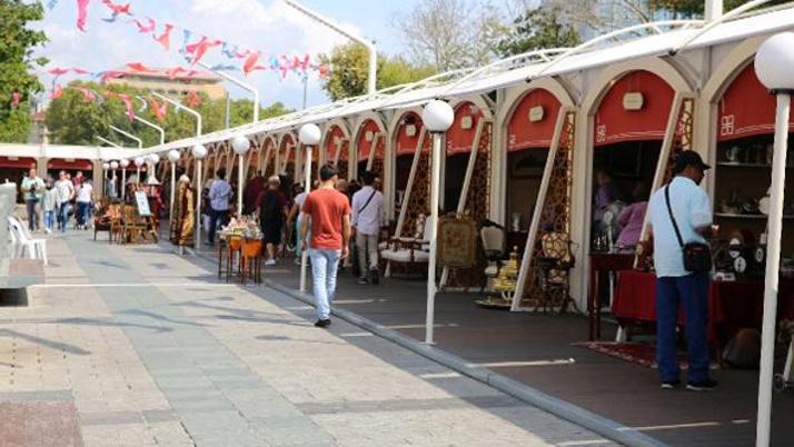 4'üncü Beyoğlu Antika Festivali antika tutkunlarını buluşturuyor