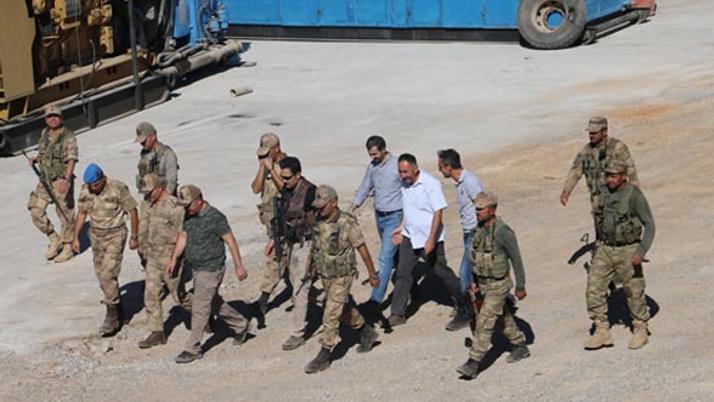 Siirt Herekol'da terör bitti yıllar sonra petrol sondajı yapıldı!