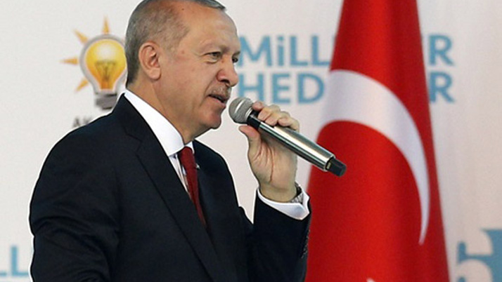 Erdoğan'dan o kuruluşlara sert sözler!