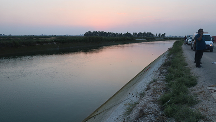 Kanalda kaybolan çocuğun cesedi 10 km ileride bulundu!