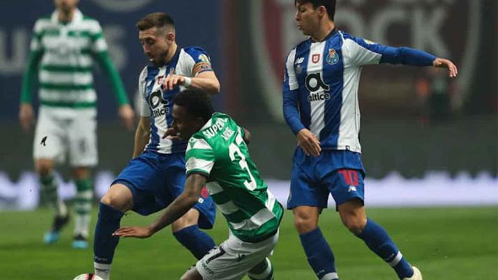Portekiz Lig Kupasını penaltılarla kazanan Lizbon oldu