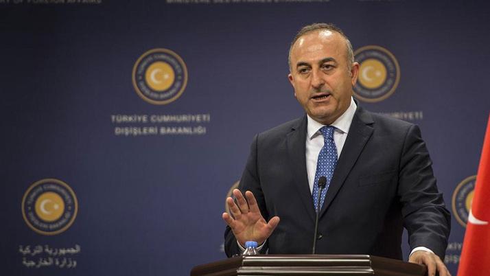 Çavuşoğlu'ndan AP'nin Guaido kararına tepki