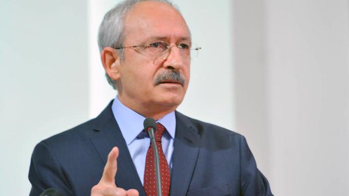 CHP'de büyük gün 12 maddelik seçim bildirgesi açıklandı