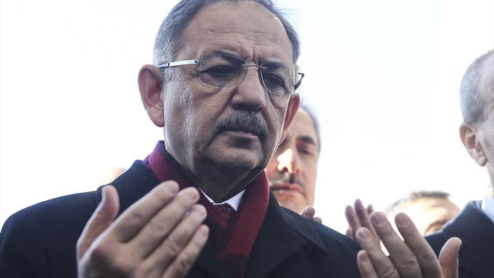 Mehmet Özhaseki : '31 Mart gecesi şükür secdesi yapacağız'