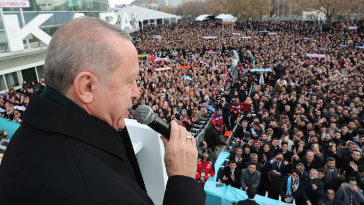 Erdoğan'nın seçim programı belli oldu ilk mitingi o ilde yapacak!