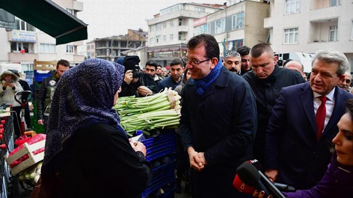 İmamoğlu ve vatandaşın 'HDP' tartışması!