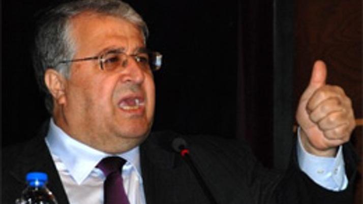 DSP'li Türker'i çıldırtan istifa çağrısı