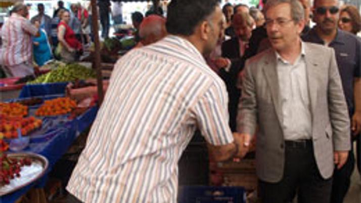 Şener'den terör zirve yaptı iddiası