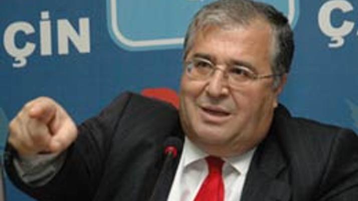 DSP lideri yeni başkanı kutladı