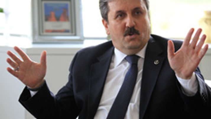 BBP liderinden Erdoğan hakkında şok iddia