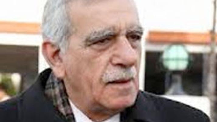 Ahmet Türk'ten sarsıcı IŞİD-Türkiye iddiası!