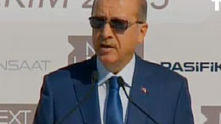 Erdoğan'dan ODTÜ için flaş sözler