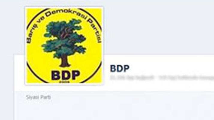 Facebook BDP yasağını kaldırdı